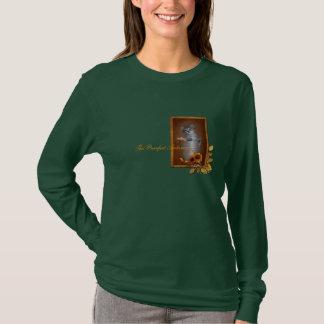 Ein Purrfect Herbst-T - Shirt