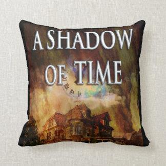 Ein Schatten des Zeit-Designer-Wurfs-Kissens Kissen