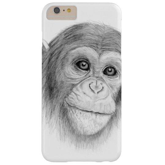 Ein Schimpanse, nicht herum Monkeying Skizze Samsung Galaxy Nexus Case