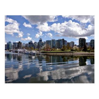 Ein schöner Tag in Vancouver, Britisch-Columbia Postkarten