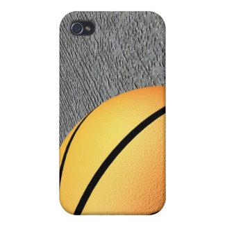 Ein stilvoller Ipad Fall NBA Basketball-Entwurf iPhone 4 Etuis