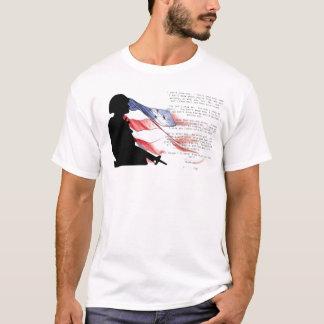 Ein Tribut zum Mann, der Bin Laden tötete T-Shirt