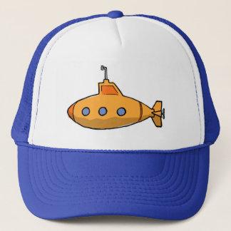 Ein Unterseeboot für die Erforschung Truckerkappe