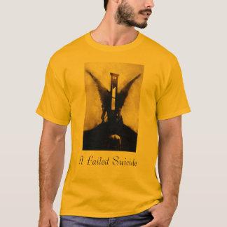 Ein versagte Selbstmord-Engel des Todes T-Shirt