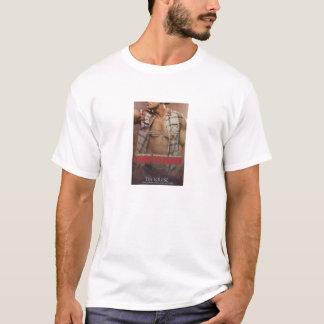 Ein, zum des grundlegenden T-Shirts zu verlassen