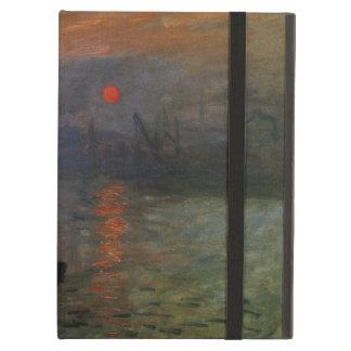 Eindrucks-Sonnenaufgang durch Claude Monet,