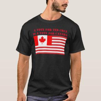 Eine Abstimmung für Ted Cruz ist eine Abstimmung T-Shirt