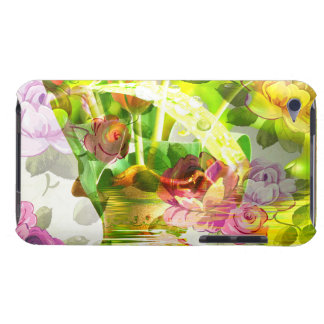Eine andere schöne Szene der Blumen - Mischkunst! Barely There iPod Case