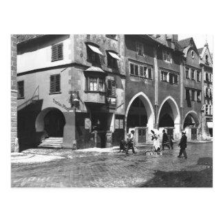 Eine Ansicht von Lindau, c.1910 Postkarte