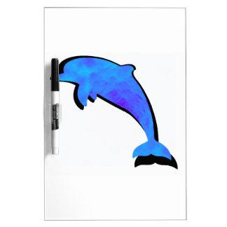 Eine Delphin-Geschichte Memoboard