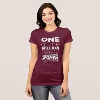 Eine der Million ekligen Frauen 2 T-Shirt