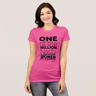 Eine der Million ekligen Frauen T-Shirt