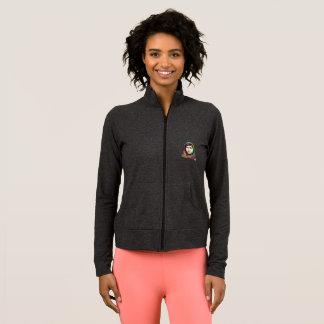 Eine die Praxis-Jacke der Mädchen-Frauen Jacke