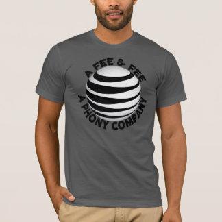 Eine Gebühr u. ein Gebührn-Hemd T-Shirt