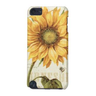 Eine gelbe Sonnenblume iPod Touch 5G Hülle