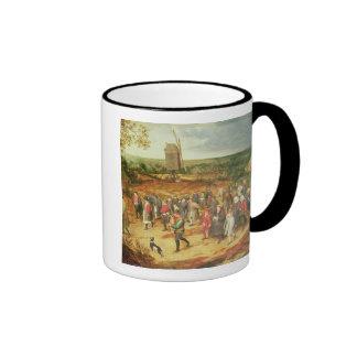 Eine ländliche Hochzeit Teetassen