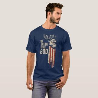 Eine Nation unter Gott-T-Shirt Hoodie und mehr