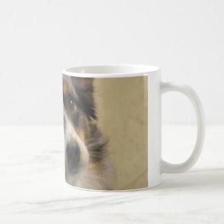 Eine Schale von Rosie Kaffeetasse
