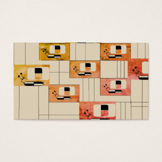 Eine Schmetterlings-Visitenkarte Visitenkarte