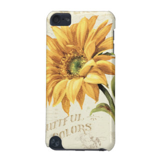 Eine Sonnenblume in voller Blüte iPod Touch 5G Hülle