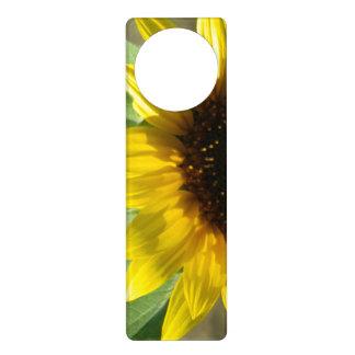 Eine Sonnenblume Türanhänger