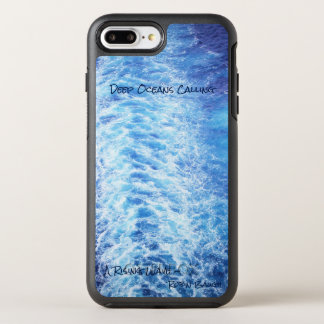 """Eine steigende Welle"" iPhone 7 PlusOtterbox OtterBox Symmetry iPhone 7 Plus Hülle"