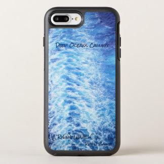 """Eine steigende Welle"" iPhone 7 PlusOtterbox OtterBox Symmetry iPhone 8 Plus/7 Plus Hülle"