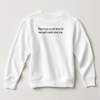 Eine Strickjacke für die Kinder Sweatshirt