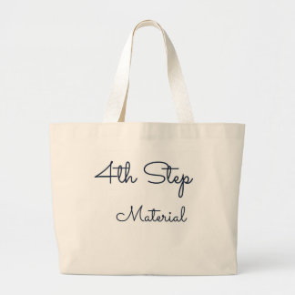 Eine Tasche für Ihren 4. Schritt