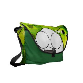 Eine Tasche von Stückchen Kurier Taschen