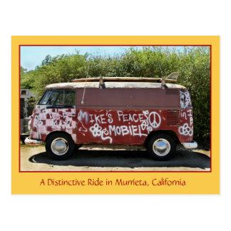 Eine unterscheidende Fahrt in Murrieta, CA Postkarte
