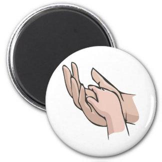 Eine Vater-Liebe Runder Magnet 5,1 Cm