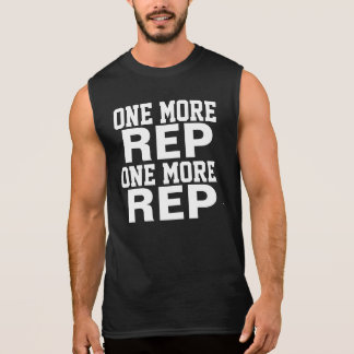 Eine weitere Repräsentanten-Trainings-Motivation Ärmelloses Shirt