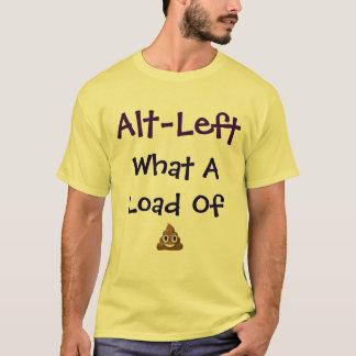 Eine welche Last des Shirts Alt-Verlassen