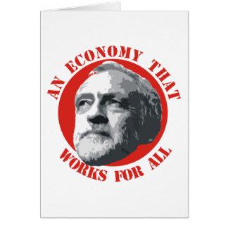 Eine Wirtschaft, die für alle arbeitet Karte