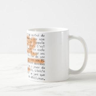 Einfach Aussenseiter - Le Geek Kaffeetasse