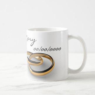 Einfach danke Gastgeschenk Hochzeit Tasse
