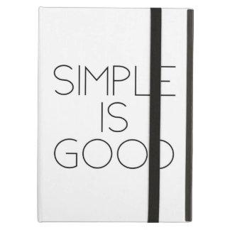 Einfach ist gut