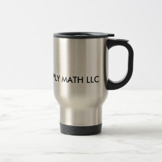 EINFACH MATHE-LLC REISEBECHER