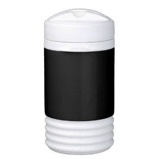 Einfach schwarzer Normallack fertigen es besonders Igloo Getränke Kühlhalter