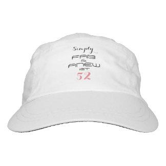 Einfach TOLL u. VON NEUEM bei 52 - Headsweats Kappe