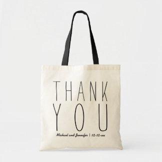 Einfach und elegant danke Taschen