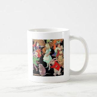 Einfach wütend Alice Kaffeetasse