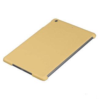Einfache Aspen-Goldfarbe iPad Air Hülle