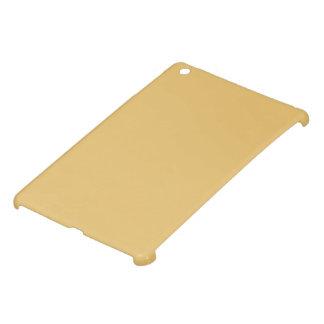 Einfache Aspen-Goldfarbe iPad Mini Cover