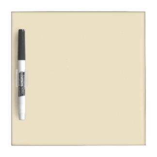 Einfache Aspen-Goldfarbe Memo Board