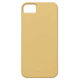 Einfache Aspen-Goldfarbe Schutzhülle Fürs iPhone 5