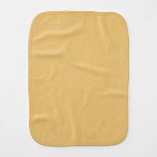Einfache Aspen-Goldfarbe Spucktücher