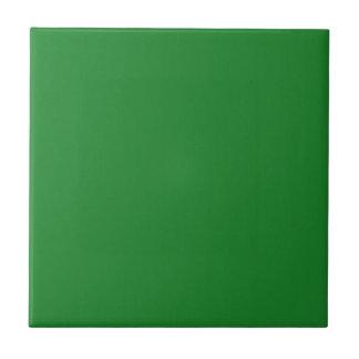 Einfache leere Schablone des Grüns DIY addieren Keramikfliese