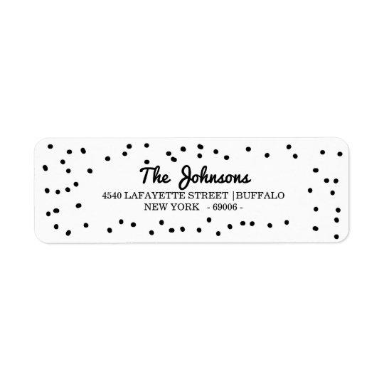 Einfacher Dalmatiner punktiert Feiertage